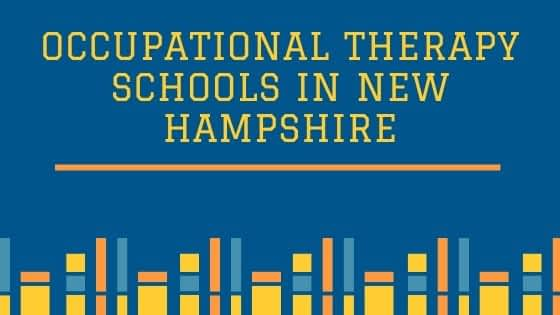 Occupational Therapy Schools in New Hampshire