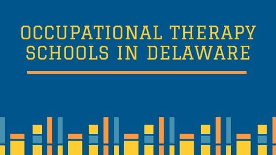 Occupational Therapy Schools in Delaware